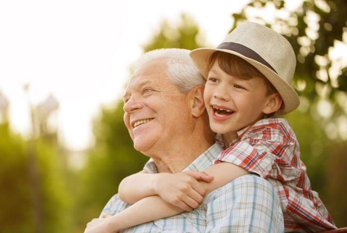 дети и внуки без пенсии