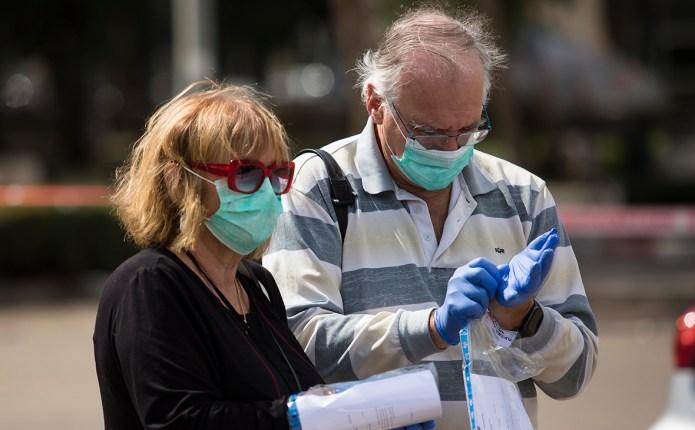 Украина: 962 случая COVID-19 за сутки