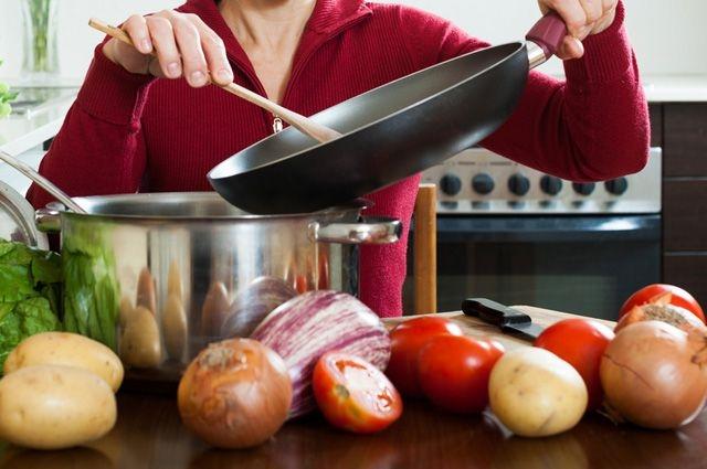 Постные вкусные блюда для вашего стола