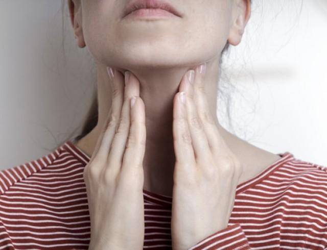 Если беспокоит щитовидка