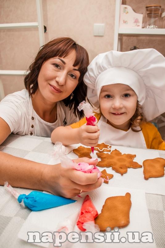 Имбирные пряники: учимся печь и декорировать