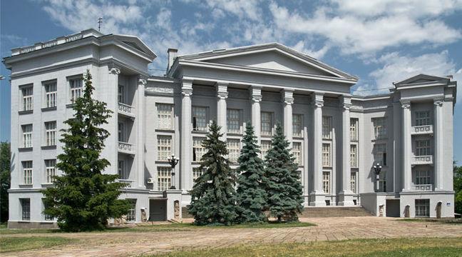 Музеи Украины: где найти  Знамя Четырех Гетманов и  Статую Свободы?