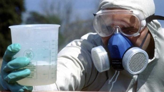 Как приготовить баковую смесь для защиты растений
