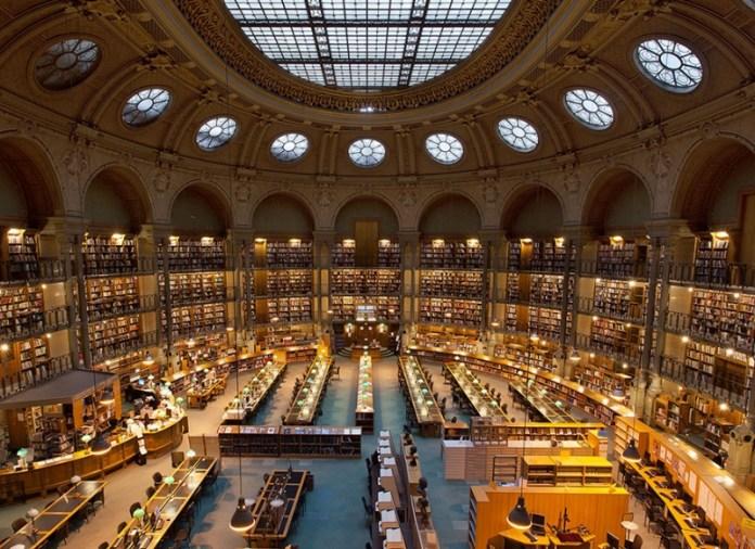 Найден самый роскошный книжный магазин (ФОТО)