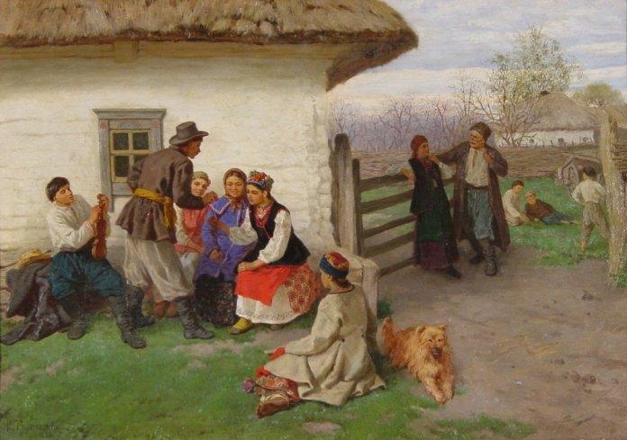 быт украинцев