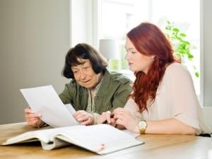 Выплата пенсии по доверенности