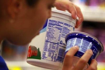 В Украине планируют по-новому маркировать продукты, — законопроект