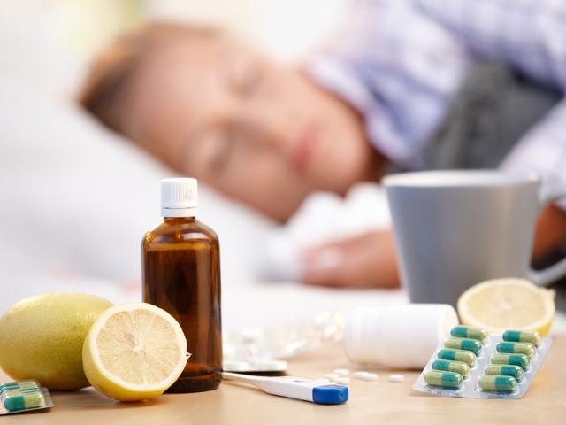Медики опасаются роста количества больных гриппом