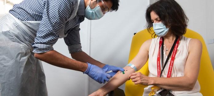 вакцинация в Украине