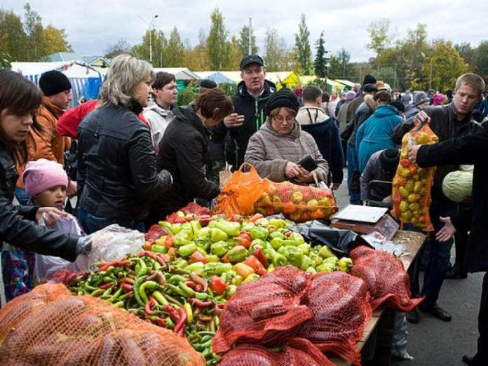 Киевлян приглашают посетить сельскохозяйственные ярмарки
