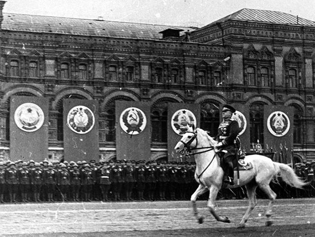 10 фактов о Параде Победы