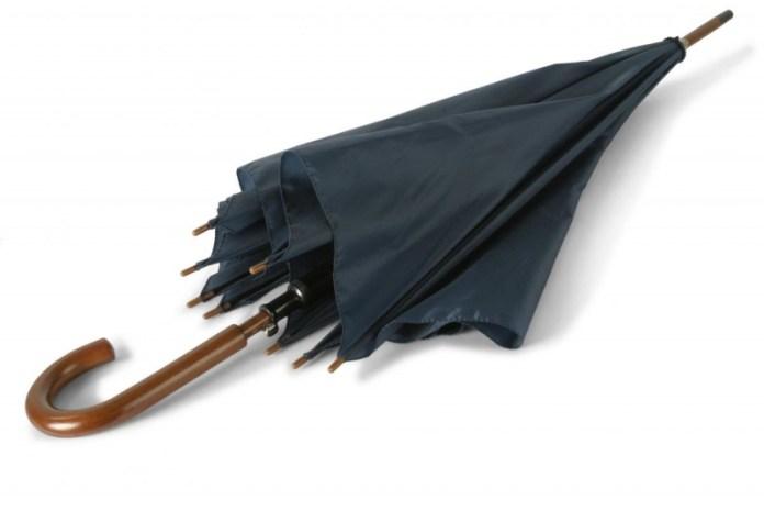 Стираем зонт