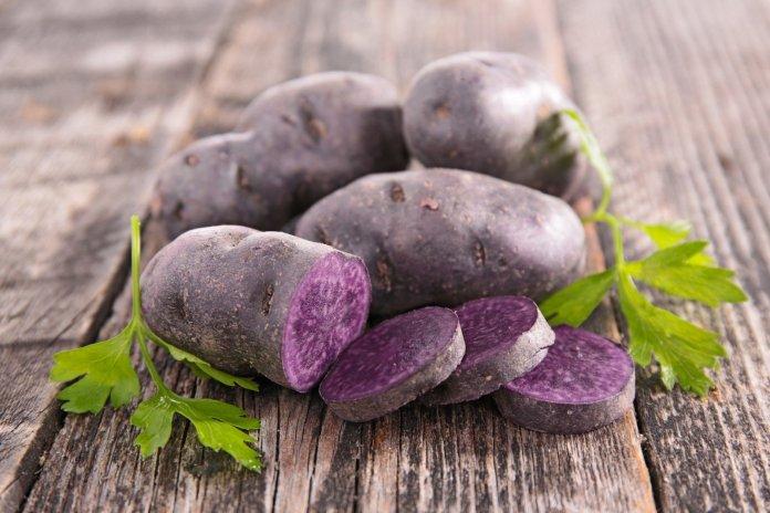 Украинские селекционеры вывели экзотические сорта картофеля