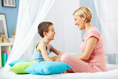 Как наладить общение с ребенком?