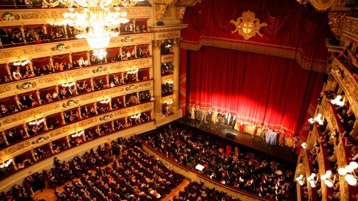 Оперный Одесса