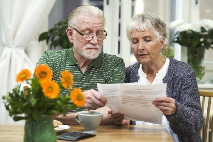 пенсии повышение