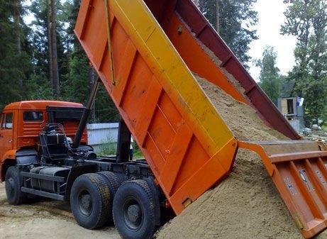Назначение и виды строительного песка
