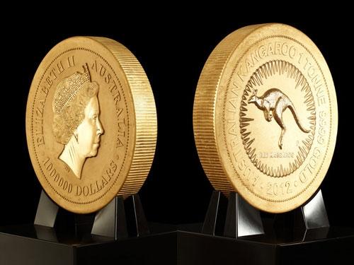 Самые необычные монеты мира (ФОТО)