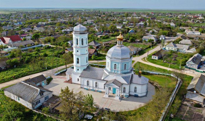 село Приморское (Вилковская городская громада).