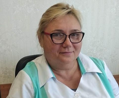 Оксана Щитник