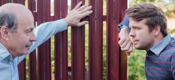 Что делать если у вас спор с соседом?