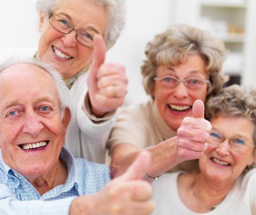 Как стать счастливым в пожилом возрасте?