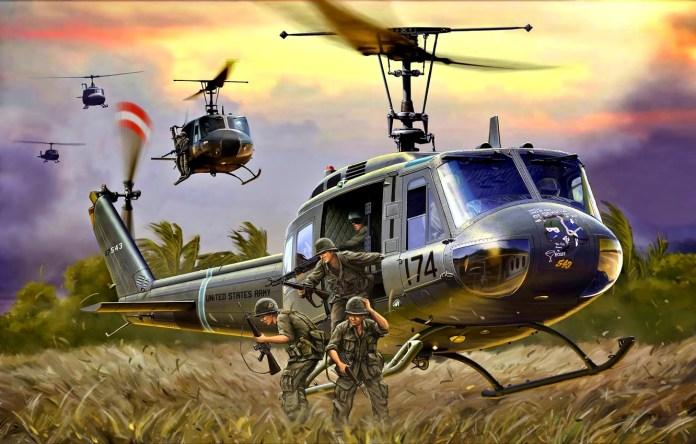 вертолет десант