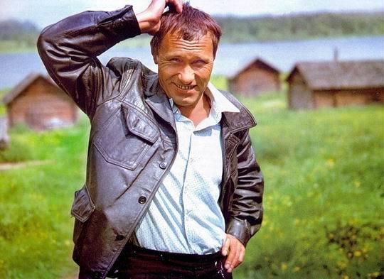 Василий Шукшин: о любви и сделке с Богом