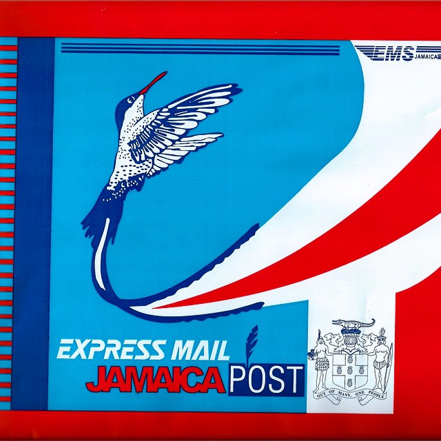 #Jamaica's pretty #postage #NAPerfectWorld