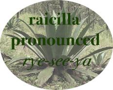 Raicilla pronounciation image