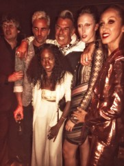 Legend Pat Cleveland's book launch at Blake's Below. I was proper Chelsea during this visit and with the relaunch of Blake's Below I was there a surprising amount.