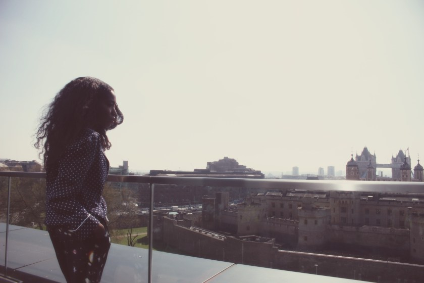 mornings overlooking tower of London citizenM nneya richards
