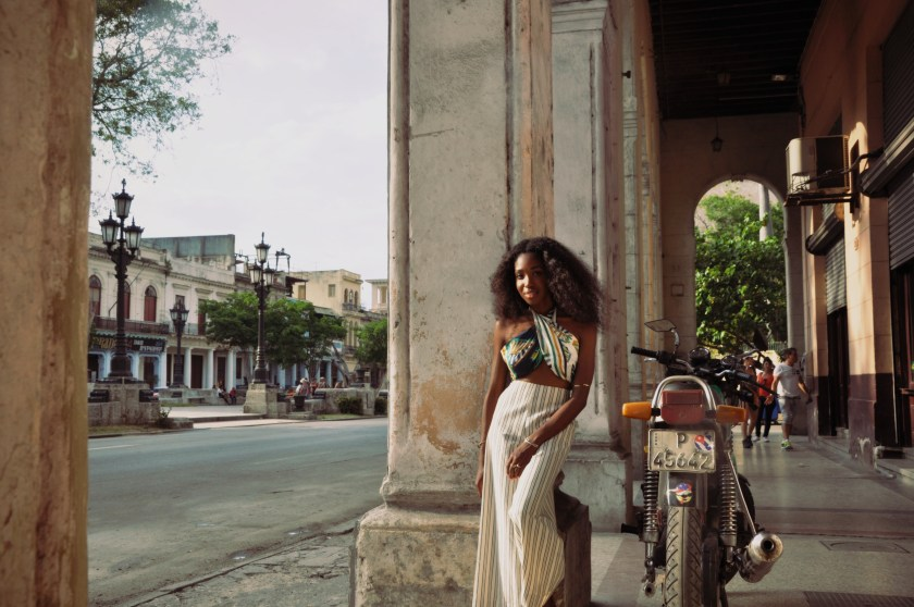 Paseo Martí Golden Hour Nneya Richards by Alistair Morgan Edited