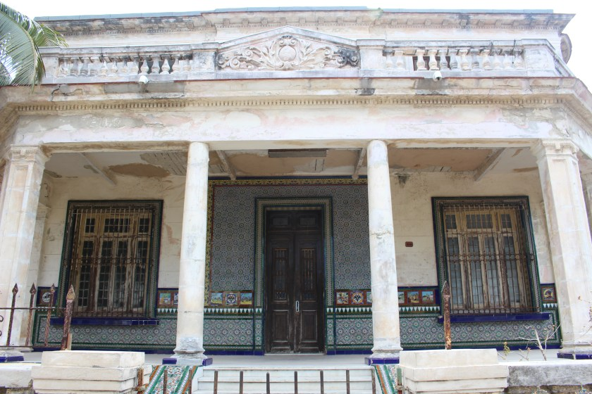 11 Mosaic Mansion in Vedado by Nneya Richards