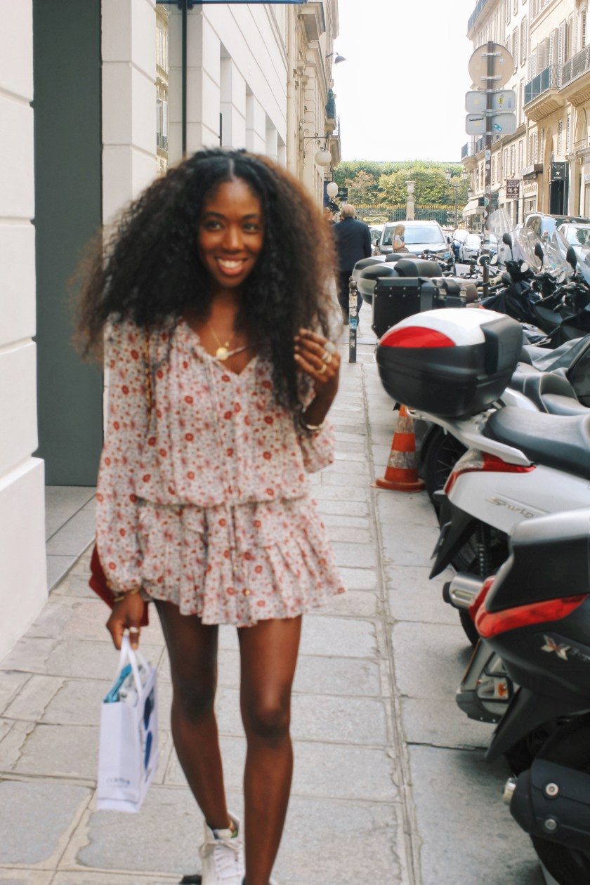 Nneya outside of Colette 1.JPG