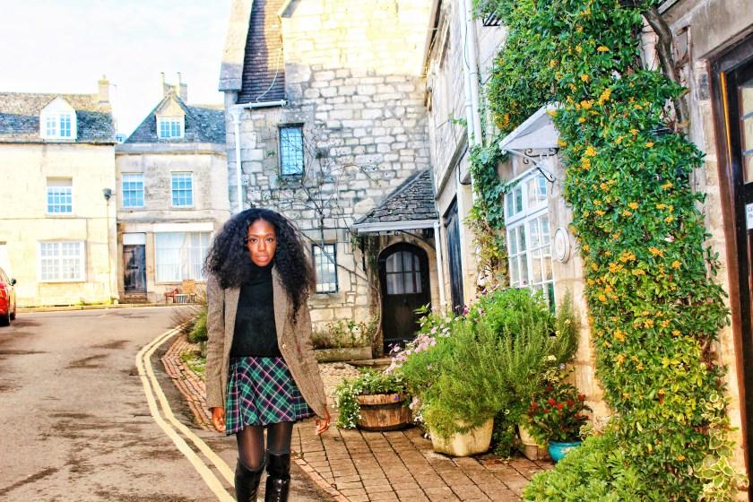 Walking in Street Cotswolds by Nneya Richards.JPG