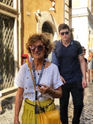 Chic Fellow Tourist