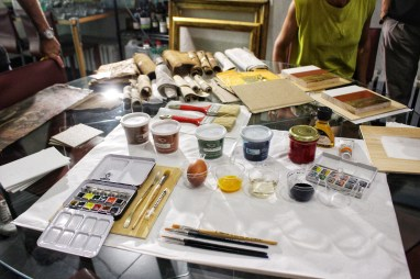 Merlini Storti Art Lab Tools by Nneya Richards