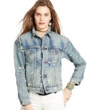 Ralph Lauren Denim & Supply Palomar Trucker Jacket $165