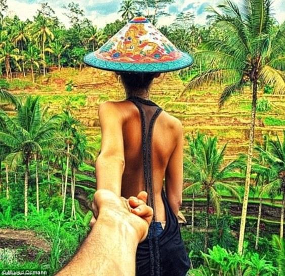 Bali Rice fields. @muradosmann