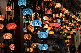 Lanterns in Little India