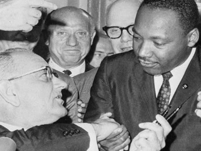 bill foster the civil rights act of 1964 naperville township