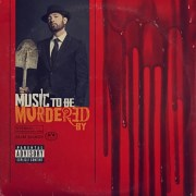 Music To Be Murdered By Eminem Artwork