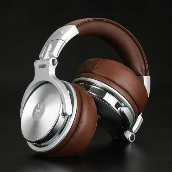 Professional Studio Headphones With Microphone