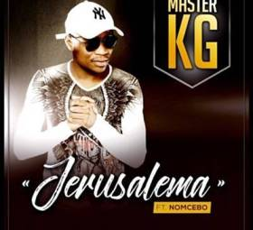 Master KG Jerusalema Artwork Mp3 Download