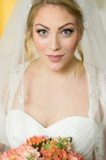 Bridal Beauty, Ashley Piel