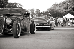 All Tore Up: Texas Hot Rod Portraits by George Brainard