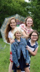 Ready for the Rain by Michele Johnson