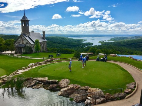 Top of the Rock, Branson