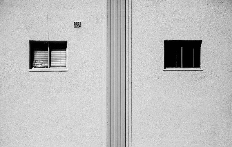 Deco Contrasted by photographer Peter Livadas